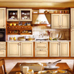 Kitchen Cabinet Designs Kerala Home Design And Floor