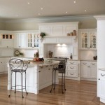 Kitchen Cabinet Spacious Look White Ideas