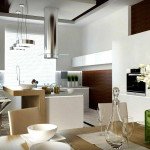 Kitchen Design Ideas Small Spaces White Orchid Flower Ornament
