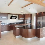 Kitchen Design Simple And Minimalist For Small Spaces