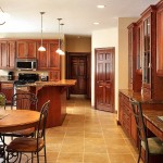 Kitchen Dining Room Listed Living Home Open Ideas