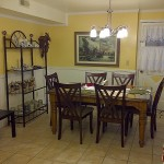 Kitchen Dining Room Listed Yellow Ideas