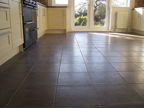 Kitchen Floor Tile Ideas Ceramic
