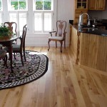 Kitchen Hardwood Flooring Design For Timeless Style Home Interior