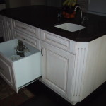 Kitchen Island Remodeling Part Drawers