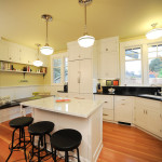 Kitchen Island Seating Traditional San Francisco