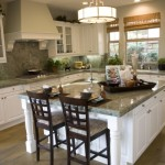 Kitchen Island Sink And Seating Gallery