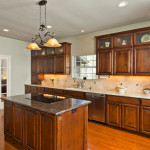 Kitchen Island Stove Design Ideas Pictures Remodel And Decor