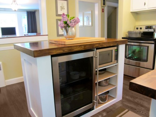 Kitchen Island Table Design Bar