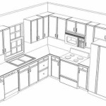Kitchen Layout Design Small The Room