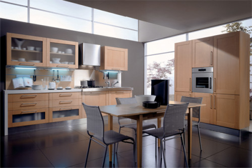 Kitchen Layout How Efficient Floor Plan