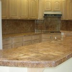 Kitchen Tiles Tile Countertop