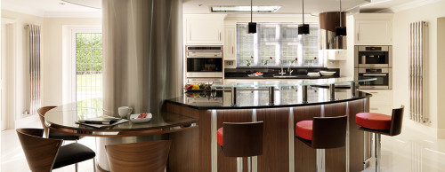 Kitchen Wood Tones Design Modern Island Designs And