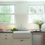 Kitchens Classic Kitchen White Subway Tile