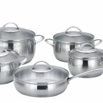 Kitchenware Set Msf China Stainless Steel