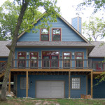 Lake House Eclectic Exterior Other Metro Kaufman