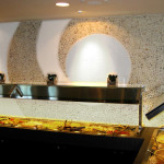 Laminated Ceramic Wall Decorated Interior Designs And Decorations