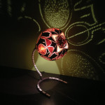 Lampshade Design Inspired Exotic African Fruits Gourd Lamp