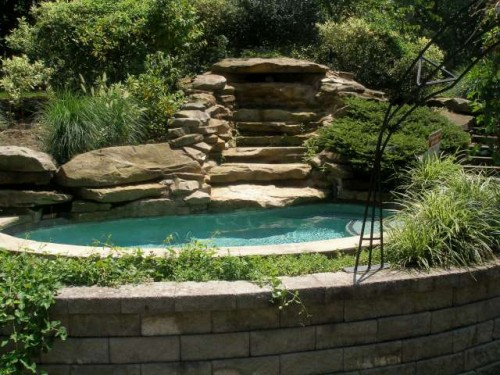 Landscape Design Feature