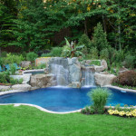 Landscape Design Many Pool Owners Choose The Area