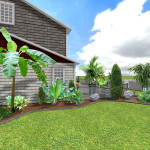 Landscape Designs Tropical Landscapes Such This Are Easy Design