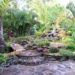 Landscaping Docor Exotic Backyard Landscape Ideas