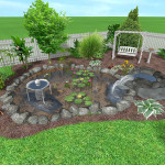 Landscaping Ideas Pictures Easy For Small Front