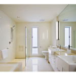 Large Bathroom Decorating Ideas And White Pictures Images