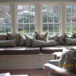 Large Bay Window Seat Misc Pillows And Cushions Flickr