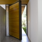 Large Modern And Unique Front Door Design Discovered Search Porch