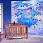 Large Wall Mural Penguins Ice
