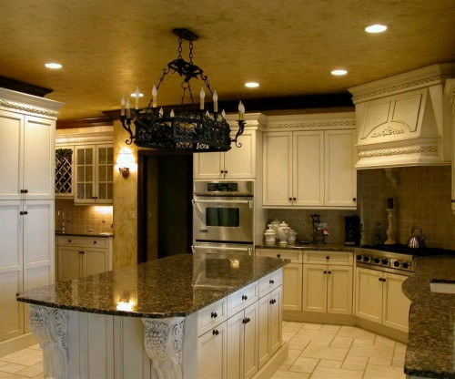 Latest Furniture Luxury Kitchen Modern Cabinets Designs