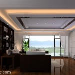 Latest White Ceiling Design Living Room For Home And Advice