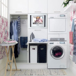 Laundry Room Decor Give The Facelift Interior Design