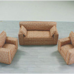 Layout And Simulation Architectural Model Furniture For