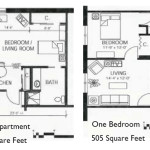 Layout Assisted Living Apartments