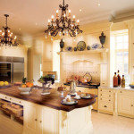 Layout One Total Snapshots Luxury Kitchen Decorating Ideas