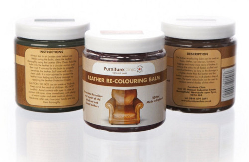 Leather Colouring Balm Just Furniture Care