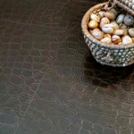 Leather Flooring Easy Environmentally Friendly Way Make Your