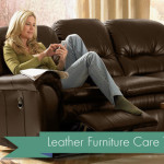 Leather Furniture Care Tips From Grand Home Furnishings