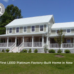 Leed Platinum Home For Sale New World