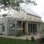 Leed Platinum Prefab Home College President Apartment Therapy