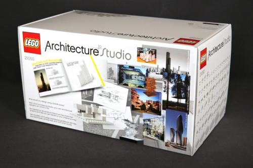 Lego Architecture Studio Design Toolkit Kit