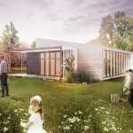 Lendager Architects Will Soon Finished This Upcycle House And