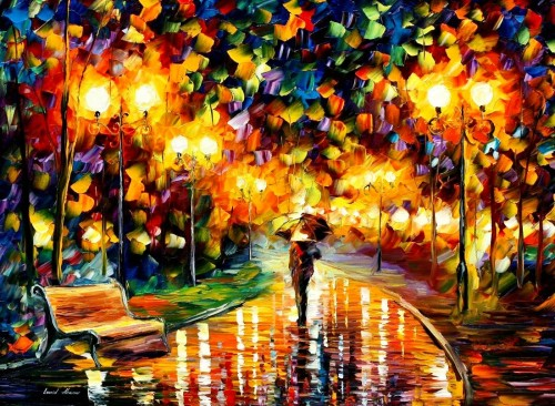 Leonid Afremov Paintings Proyectoblogspace