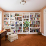Library For Home Bookcase Small House