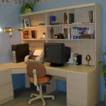 Lighting Can Combine Home Office Guest Room Sewing