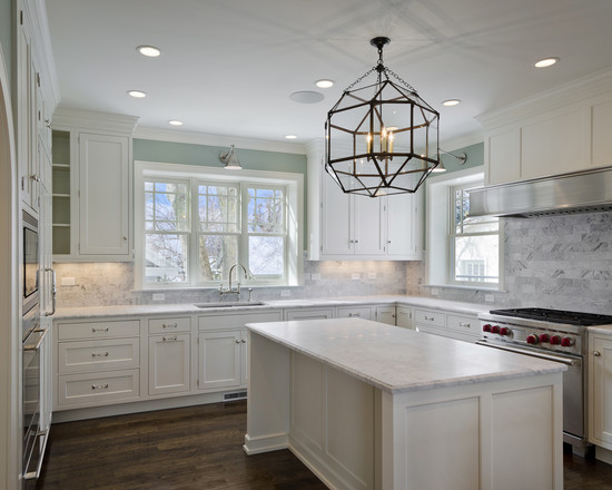Lighting Over Kitchen Sink Design Ideas Pictures Remodel And Decor