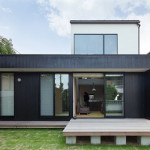 Like House Compact Wooden Home Japanese Details For Young Couples
