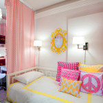 Lily Design Created This Fun Hip Girls Room Found Via Here